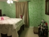 Master bedroom /Whimsical finish