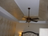 Hip ceiling/bronze and pearl metallic faux