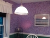 After Faux Finish/Plum on wysteria