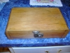 My Daddy's old wooden box