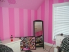 Victoria's Secret/Satin Striping/Bedroom