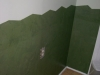 After Venetian Plaster/over wallpaper