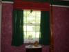 Soft Cornice with short drapes