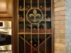 Wine cooler door/ Homearama